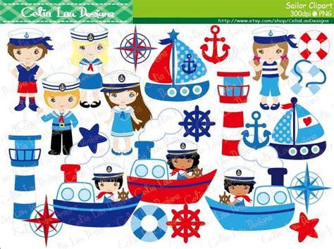 cartoon boat characters sailor clipart sailing boat clipart nautical clip art