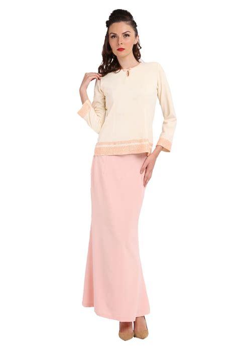 baju kurung modern mikaela raya fashion