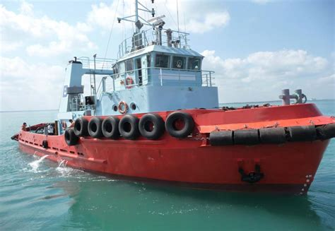 steel hull tug boats for sale 35tbp 29m tug commercial vessel boats online for sale