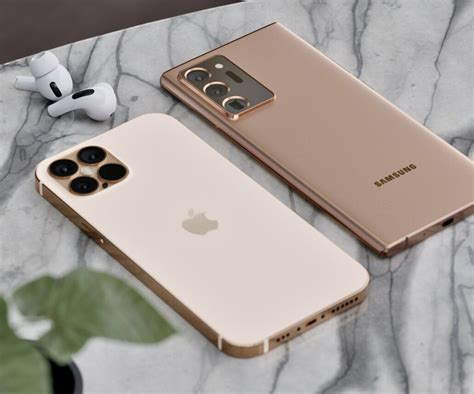 iphone  pro max  premium gold finish sits