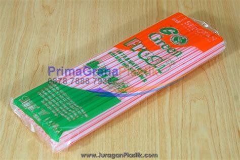 Harga Murah Sedotan Tekuk Bungkus Plastik Satuan 250 Pcs sedotan fresh go green home