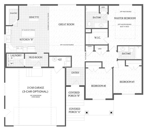avalon home floor plan visionary homes