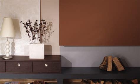 farbtrends wohnen wandgestaltung in braun sch 214 ner wohnen farbe noisette