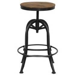 kosas home akron adjustable height bar stool reviews