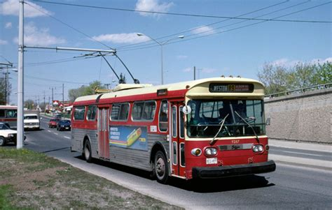 toronto trolleys and buses on what ttc buses looked like back in the day