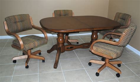 Kitchen Island Chairs With Backs alfa dinettes tobias 44 x 66 x 92 dinette 270 caster chairs