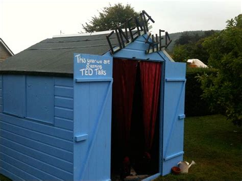ted in a shed shows the power of open source education