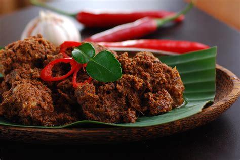 Rendang Sapi Asia Baru mutton rendang fashionably foody