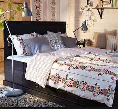 ikea red and white bedding ikea akerkulla king duvet cover set floral stripes gray yellow 197 kerkulla swedish country