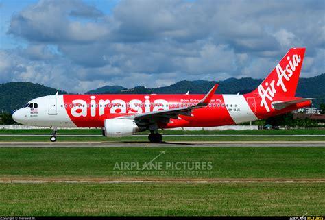 airasia email id 9m ajk airasia malaysia airbus a320 at chiang mai