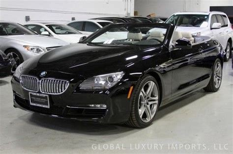 hayes auto repair manual 2012 bmw 6 series security system sell used 2012 bmw 650i convertible 6 speed manual in willowbrook illinois united states