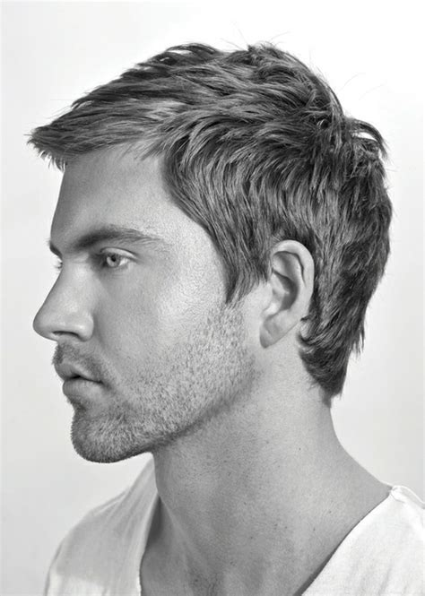 texturizing crown of hair the choppy hairstyles for men best medium hairstyle