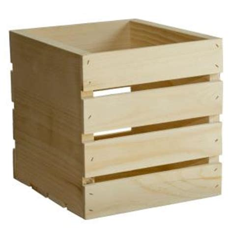 houseworks crates and pallet 9 5 in x 9 in x 9 5 in