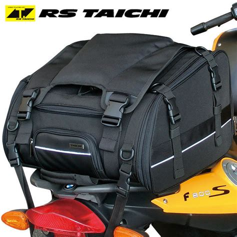 Rs Taichi Backpack new arrival rs taichi rsb308 large seat bag motorcycle bag travel bag 33 50l in