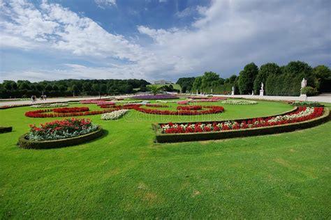 bei giardini bei giardini a vienna immagine stock immagine di disegni