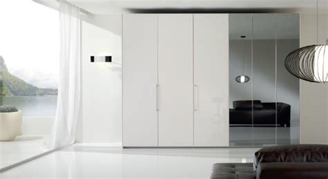 Modern Bedroom Closet Doors 6 Doors Modern Bedroom Closet Bony Mirror By Spar Italy
