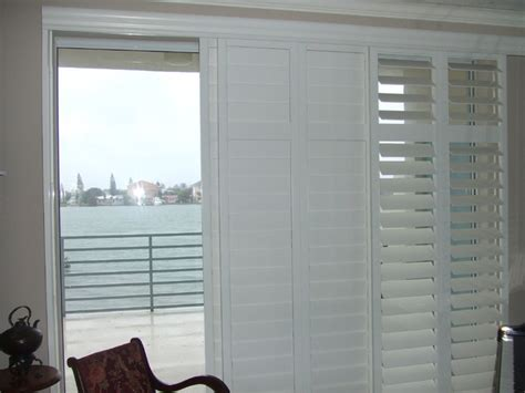 plantation shutters sliding glass door plantation shutters for sliding glass door traditional