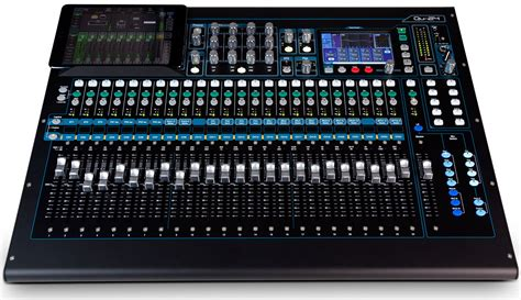 Mixer Allen Heath 8 Chanel allen heath qu 24 digital mixer keymusic