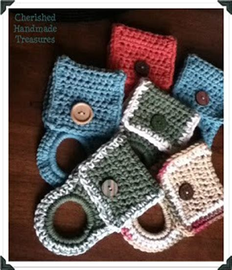 pattern for towel holder free pattern cute crochet pattern for a towel holder