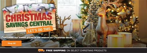 home depot canada christmas decorations home depot canada deals save up to 50 off christmas
