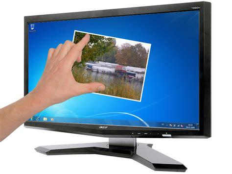 Monitor Komputer Acer X163wl test 23 zoll bildschirm acer t230hbmidh computer bild