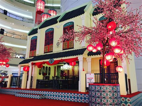 new year decoration shopping mall shopping malls in kl celebrate new year with