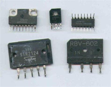 circuito integrado definicion definici 243 n de cicuito integrado