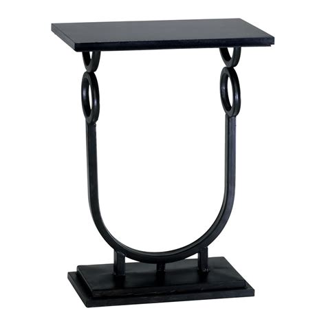 Rope Table L by Rope Side Table