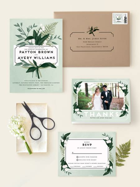 Wedding Invitations San Francisco by Minted San Francisco Ca Wedding Invitation