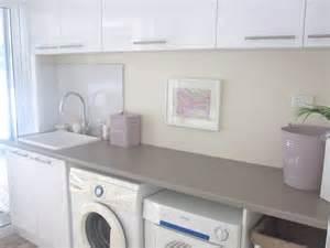 Laundry bench home pinterest