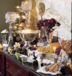 christmas buffet 187 tea table tidings