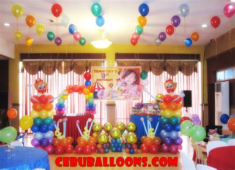Room Decorator Program balloon decoration party party favors ideas