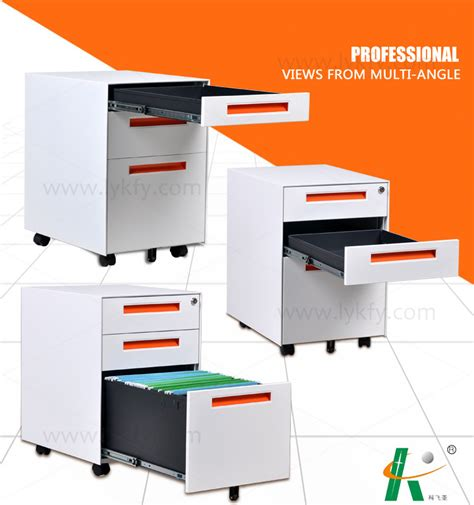 cushion top 3 drawer mobile file cabinet lemari arsip baja buy lemari arsip baja lemari arsip