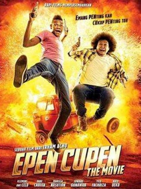 download film horor komedi kuntilanak kesurupan review film epen cupen the movie 2015 bioskop download