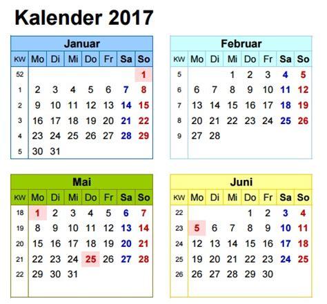 Kalender 2018 Indonesia Xls Excel Kalender 2017 Ein Pack Mit Insgesamt 16