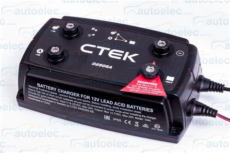 12v dc charger ctek d250sa dual dc to dc solar battery charger 12v 12