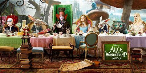alice in wonderland film themes creative event themes alice in wonderland national