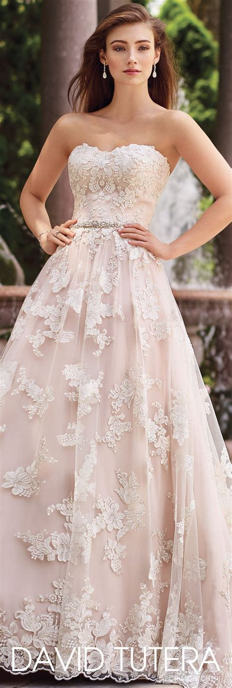 Soft Pink Wedding Gowns by 17 Best Images About Blush Soft Pink Wedding On