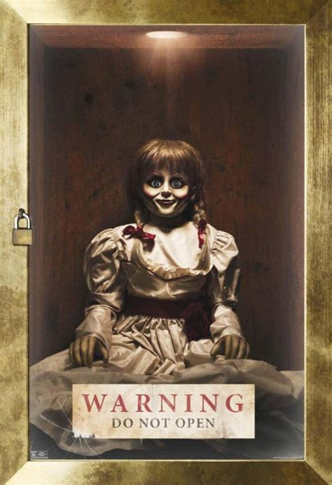 annabelle doll in museum read horror story of demonic doll who terrorized