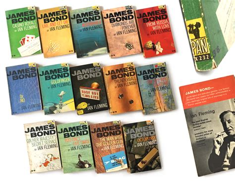 bonds books bond book series in order