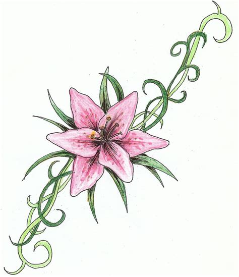 lily of the valley tattoo designs of the valley designs tattoomagz
