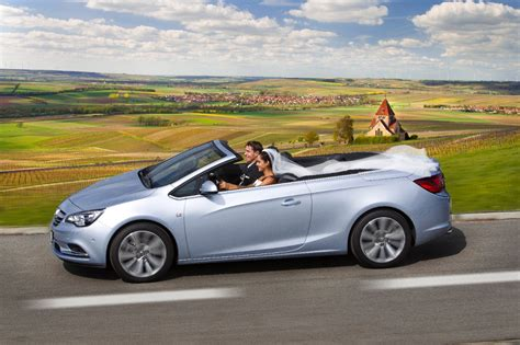 opel cascada convertible opel says the cascada convertible is a great wedding car
