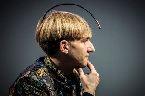 hearing colors hearing color through a cyborg