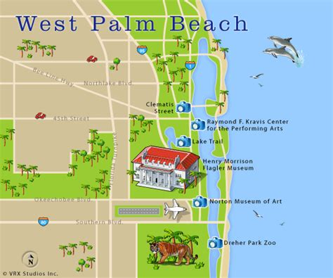 west palm map map of west pam pictures to pin on pinsdaddy