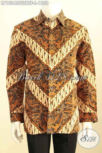 Batik Pria Masa Kini cara memilih baju batik untuk model batik pria gaul terbaik toko batik 2018