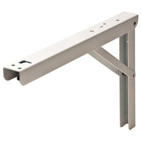 Table Supports by Support Brackets Heavy Duty Folding L Bracket Steel