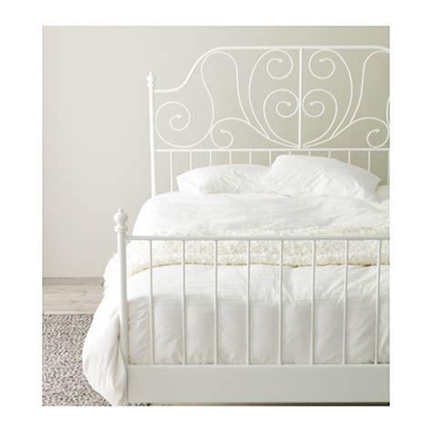 leirvik bett ikea leirvik bed frame white lur 246 y standard ikea
