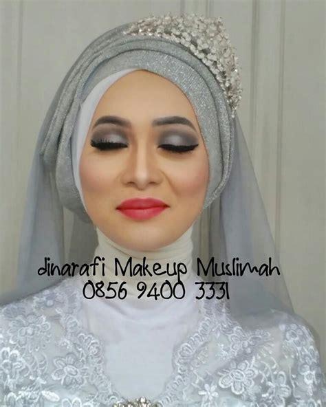 Makeup Tunangan Jasa Makeup Muslimah Di Gatot Subroto Jakarta Dinarafi