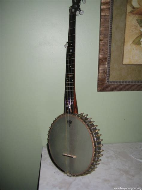 String For Sale - sale pending time banjo 5 string open back used