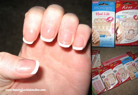 best stick on nails kiss false nails review a beauty junkie in london